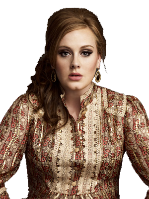 Adele PNG by LeaMalesevic PlusPng.com  - Adele PNG