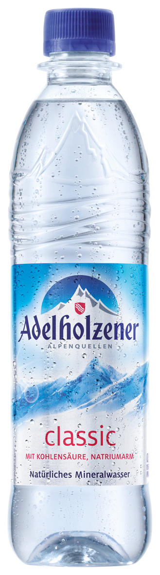Adelholzener Mineralwasser - Adelholzener PNG - Adelholzener Vector PNG