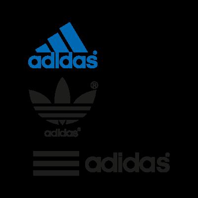 Adidas Logo Eps PNG-PlusPNG.com-400 - Adidas Logo Eps PNG