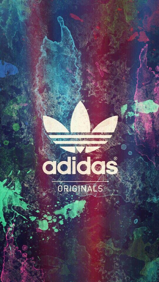 Adidas Originals Colores By Muerte Nieblam - Adidas Logo PNG