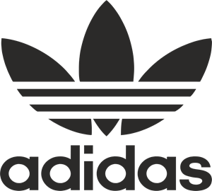 Adidas Logo Vector - Adidas Trefoil PNG