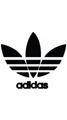 Filename: Learn-to-Draw-Adidas-Brand-final-step-215x382.png - Adidas Trefoil PNG