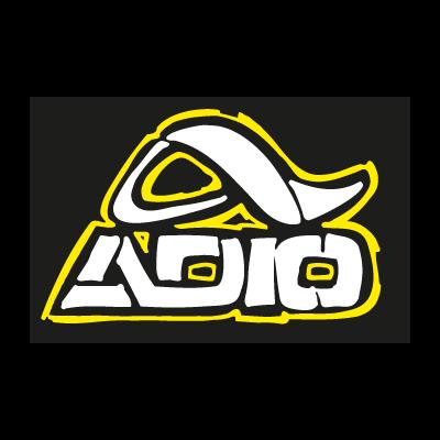 Adio Clothing Logo Vector PNG