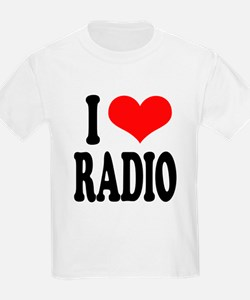 iloveradioblk.png T-Shirt - Adio Clothing PNG