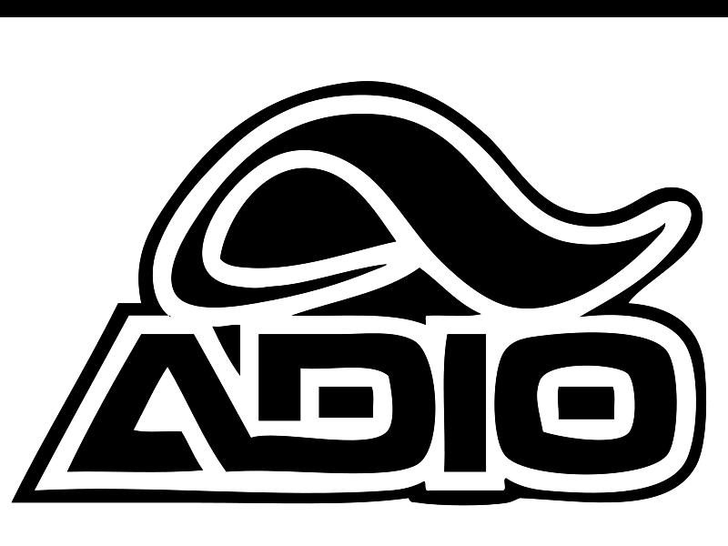 Adio Logo PNG