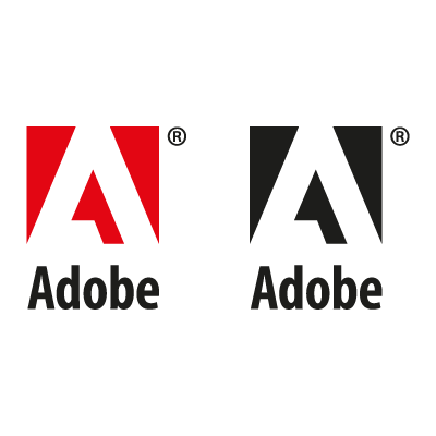 Adobe Black Logo Vector PNG-PlusPNG.com-400 - Adobe Black Logo Vector PNG