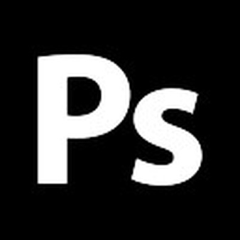 Adobe photoshop - Adobe Black Logo Vector PNG