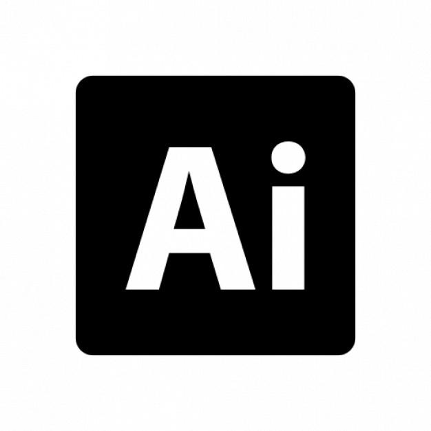Adobe Black Vector PNG