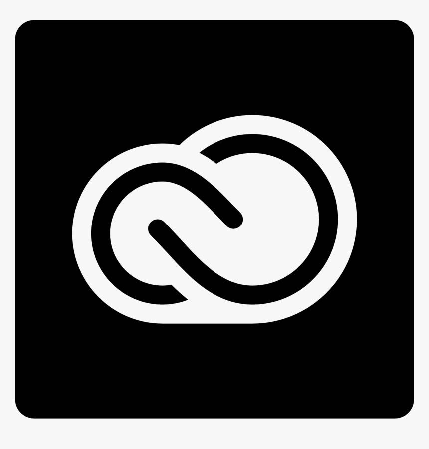 Transparent Adobe Creative Cloud Logo Png - Adobe Creative Cloud Pluspng.com  - Adobe Creative Cloud Logo PNG