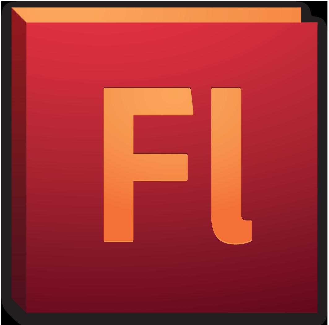 Adobe Flash 8 Logo Vector PNG - 28474