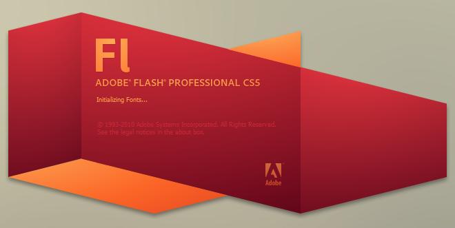Adobe Flash 8 Logo Vector PNG - 28484