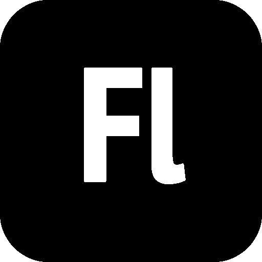 Adobe Flash 8 Logo Vector PNG - 28476