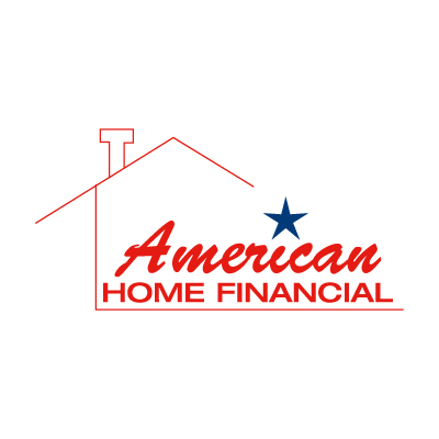 American Home Financial logo vector . - Adria Magistra Logo Vector PNG