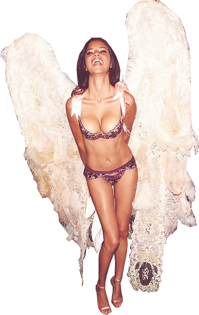 Adriana Lima png by persephoneps PlusPng.com  - Adriana Lima PNG