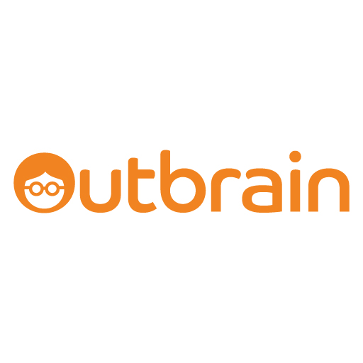 Outbrain logo - Adroll Logo Vector PNG