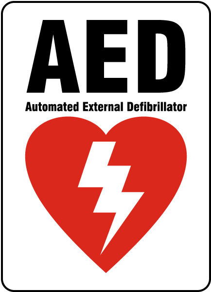 AED Sign - Aed Logo PNG