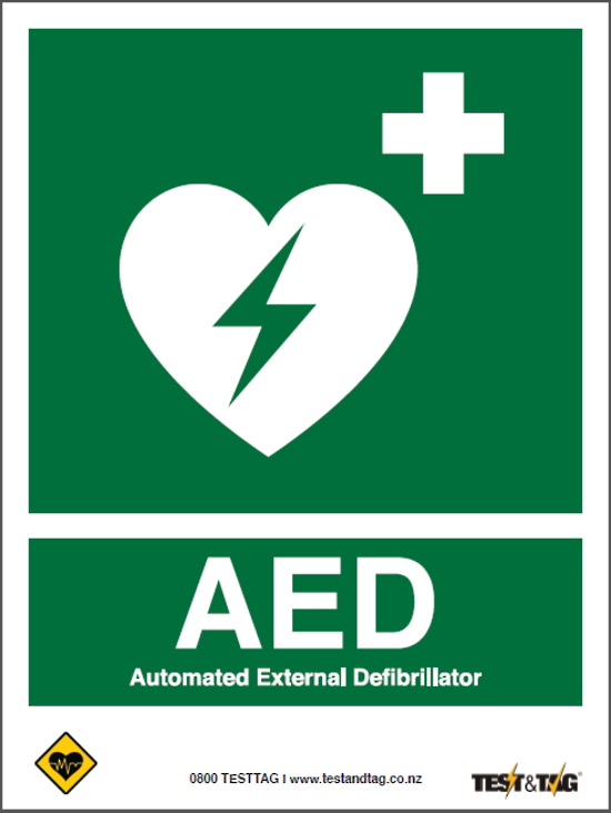 AED Sign /Blazzon - Aed Logo PNG