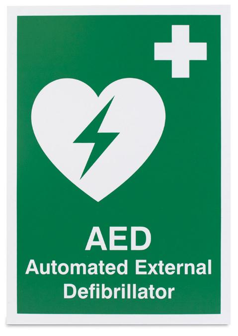 Sign u0027AED/Defibrillatoru0027 - Aed Logo PNG
