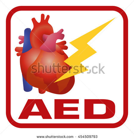 Defibrillator, Automated External Defibrillator (AED), image illustration - Aed Logo Vector PNG