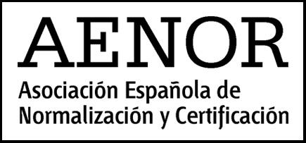 AENOR-logo - Aenor Black PNG