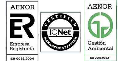 aenor-certificados2 - Aenor Logo PNG