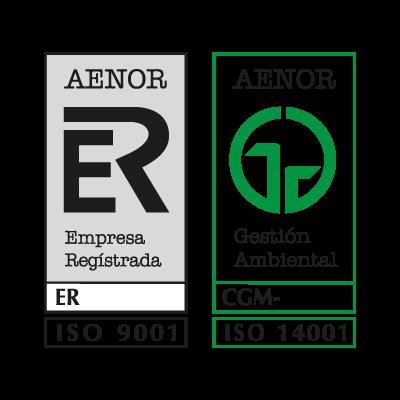Aenor vector logo - Aenor Logo PNG