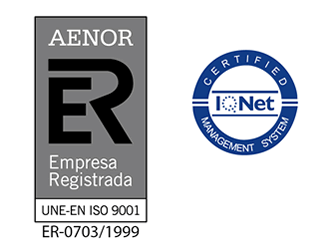 IQNet - Aenor Logo PNG