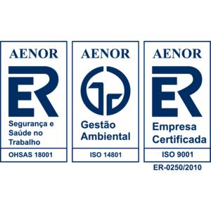 Aenor Logo Vector PNG