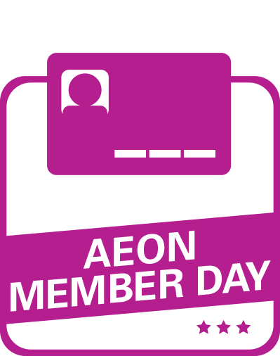 Enjoy 2% Cash Back on AEON MEMBER Day. - Aeon PNG