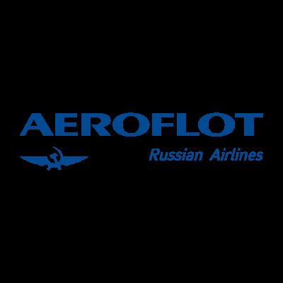 Aeroflot Russian Airlines vector logo . - Aeroflot Ojsc Vector PNG