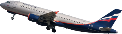airline - Aeroflot Russian Airlines PNG