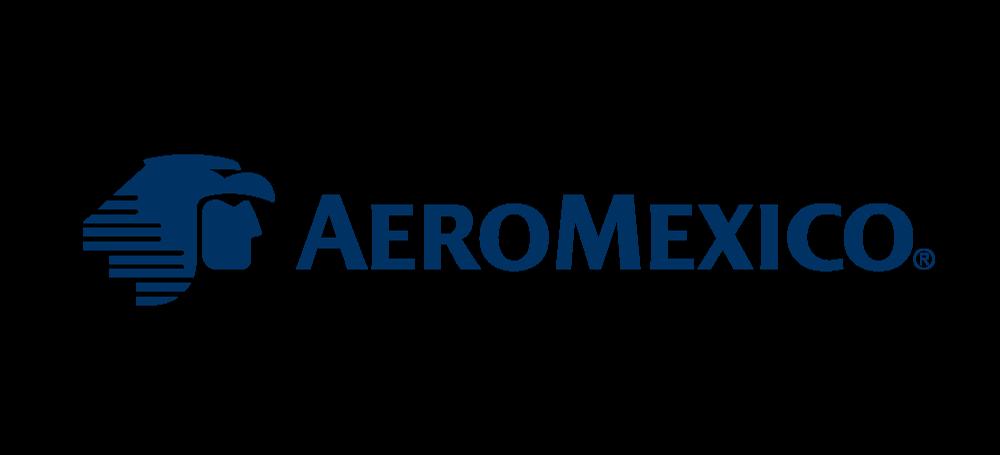 File:Aeromexico-Logo.png - Aeromexico Logo PNG