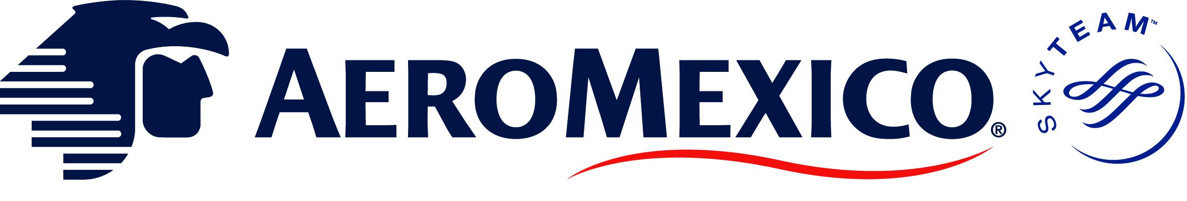 Aeromexico. Download - Aeromexico Skyteam PNG
