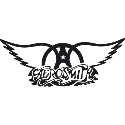 Aerosmith Music Logo PNG-PlusPNG.com-400 - Aerosmith Music Logo PNG