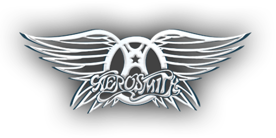 You mean weu0027re playinu0027 with AEROSMITH?! - Aerosmith Music Logo PNG