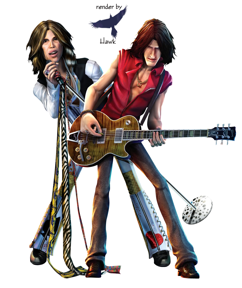 Aerosmith Music PNG