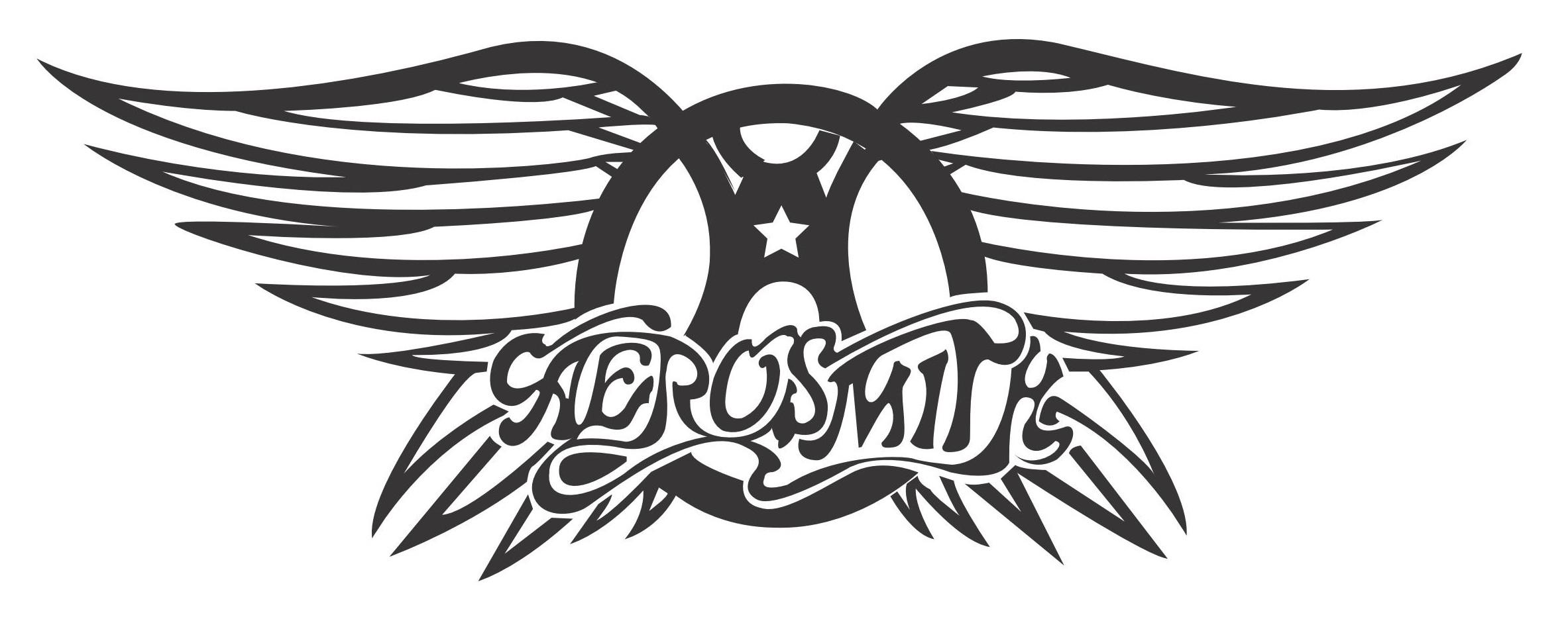Aerosmith Record Logo Vector PNG - 35384