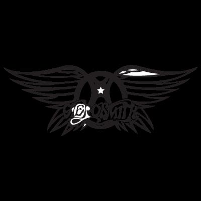 Aerosmith Record Logo Vector PNG - 35382