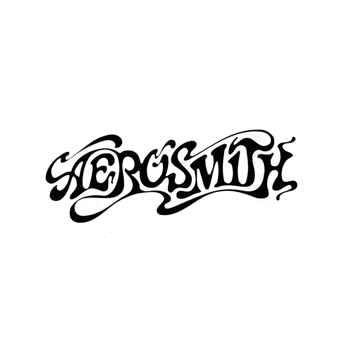 Aerosmith Record Logo Vector PNG - 35392