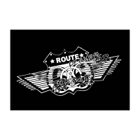 Aerosmith Route Logo Vector PNG