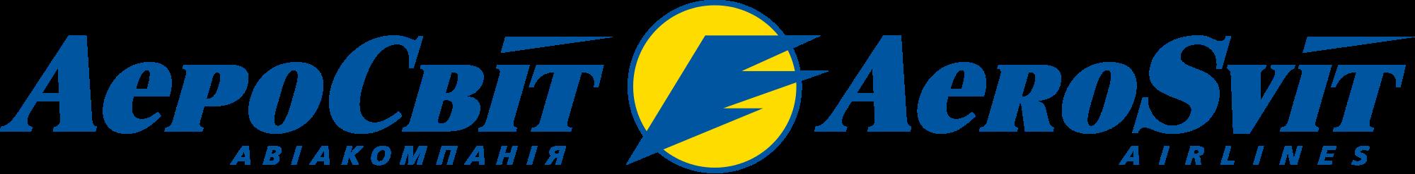 Open PlusPng.com  - Aerosvit Airlines Logo PNG