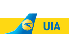 Ukraine International Airlines. - Aerosvit Airlines Logo PNG