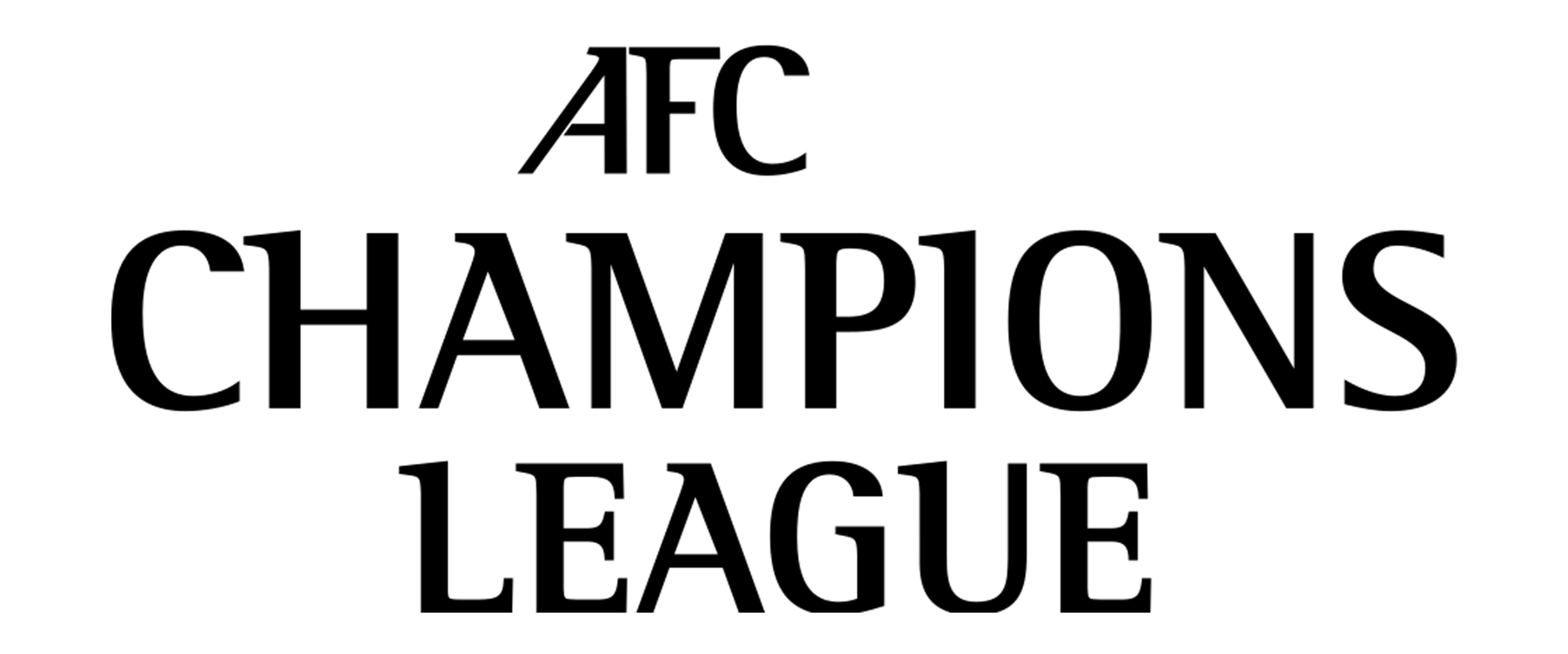Afc Champions League Logo PNG - 107052