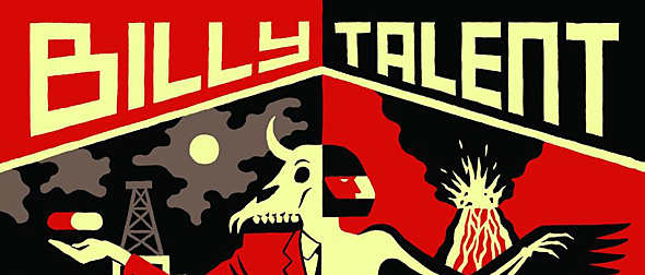 Billy Talent U2013 Afraid Of Heights (Album Review) - Afraid Of Heights PNG