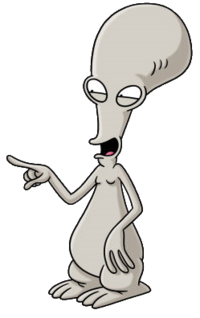 American Dad! character. Roger Smith.png - African American Dad PNG