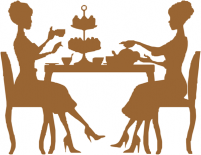 High Tea Menu - Young Ladies - Afternoon Tea Party PNG