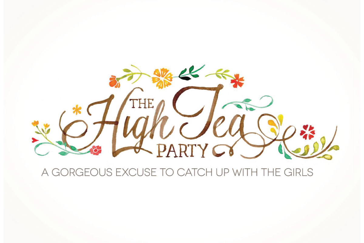 High-Tea-Party - Afternoon Tea Party PNG