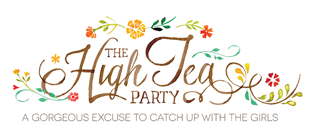 hightea-logo - Afternoon Tea Party PNG