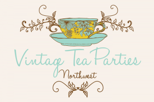 Vintage Tea Party Hire Northwest - Afternoon Tea Party PNG