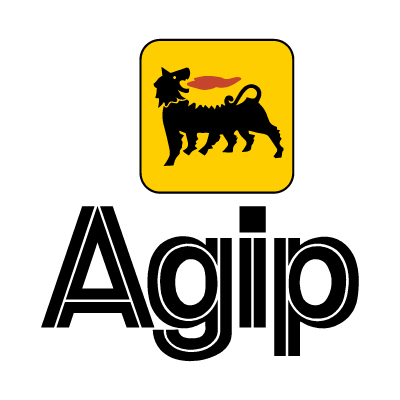 Save The Children logo - Agip